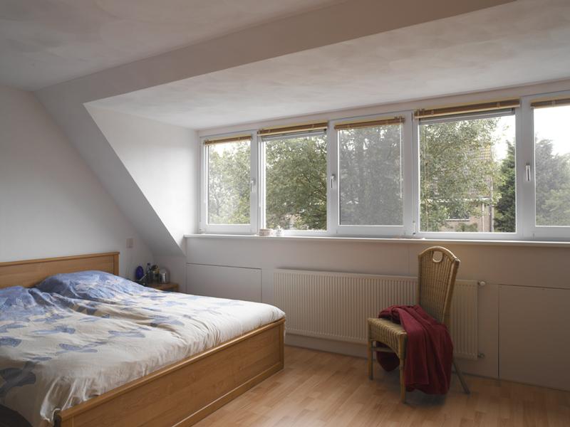 slaapkamer met dakkapel inrichten beste ideen over huis